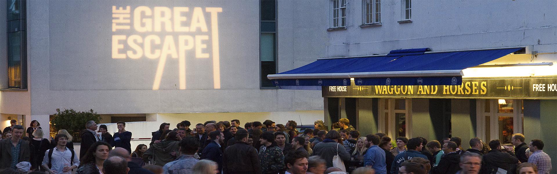 Brighton, Paraíso del entretenimiento