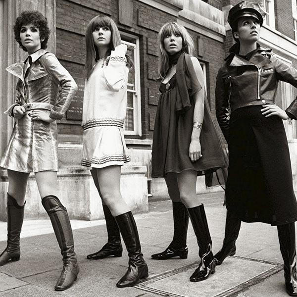 Fashion Swinging London