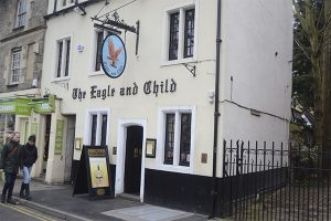 Pub The Eagle and Childthe