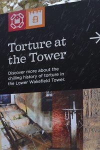 tortura en la torre