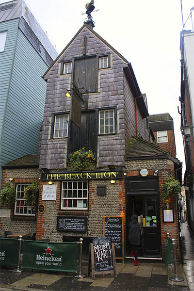 The Black Lion Pub Brighton