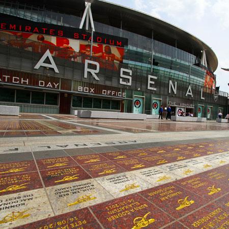 Itinerario Londres futbol 4 días