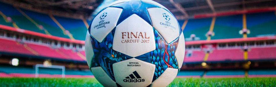 Cabecera Final de la Champions