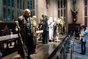 Comedor de Hogwarts