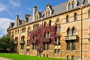 Christchurch College de Oxford
