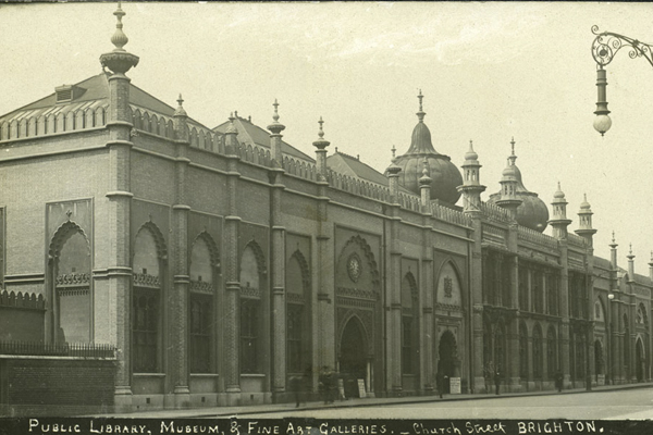 Brighton Museum & Art Gallery antiguo