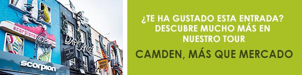 Tour Camden, más que un mercado