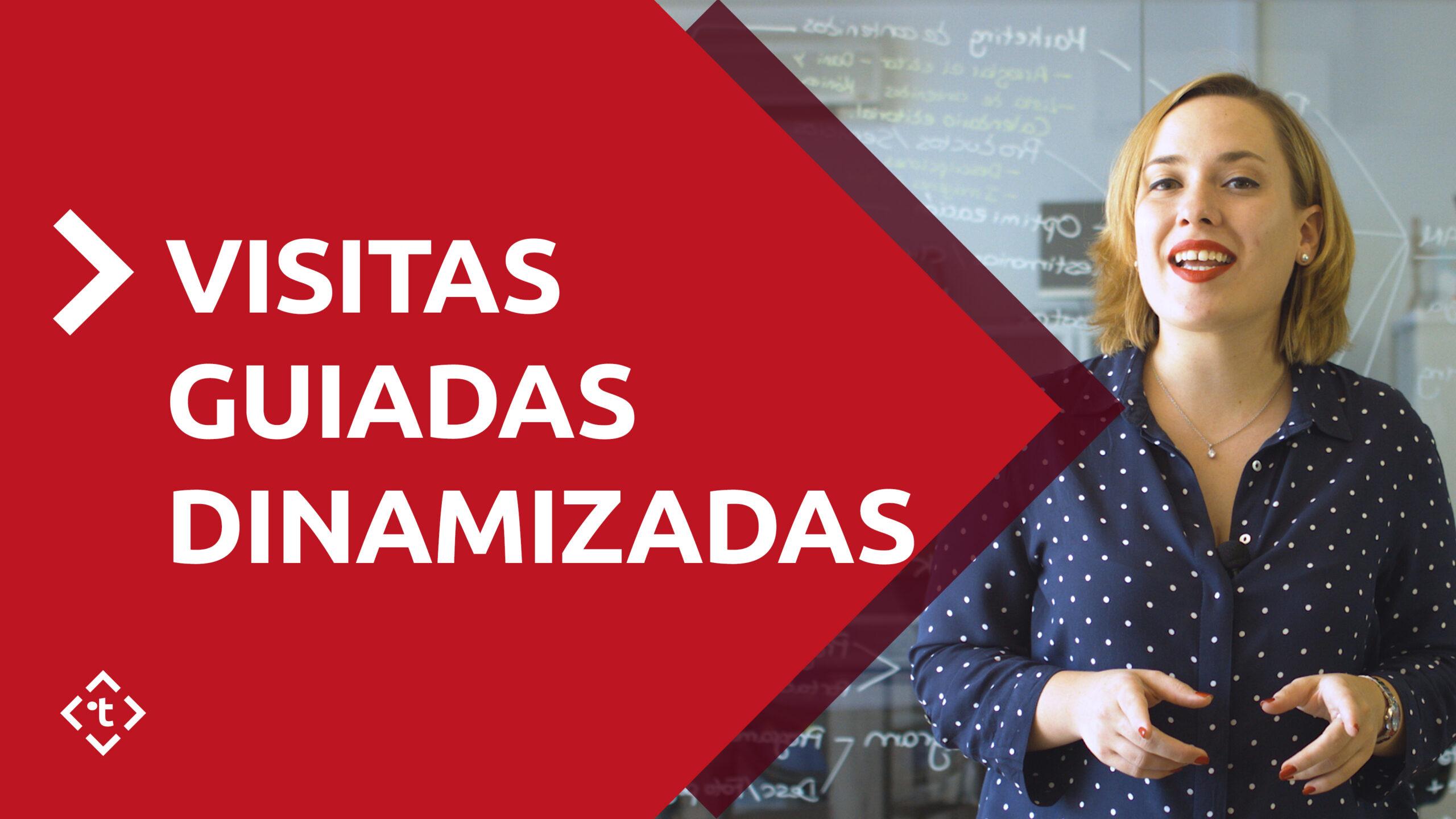 VISITAS GUIADAS DINAMIZADAS
