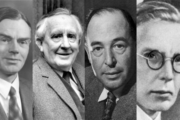 Williams, Tolkien, Lewis y Barfield