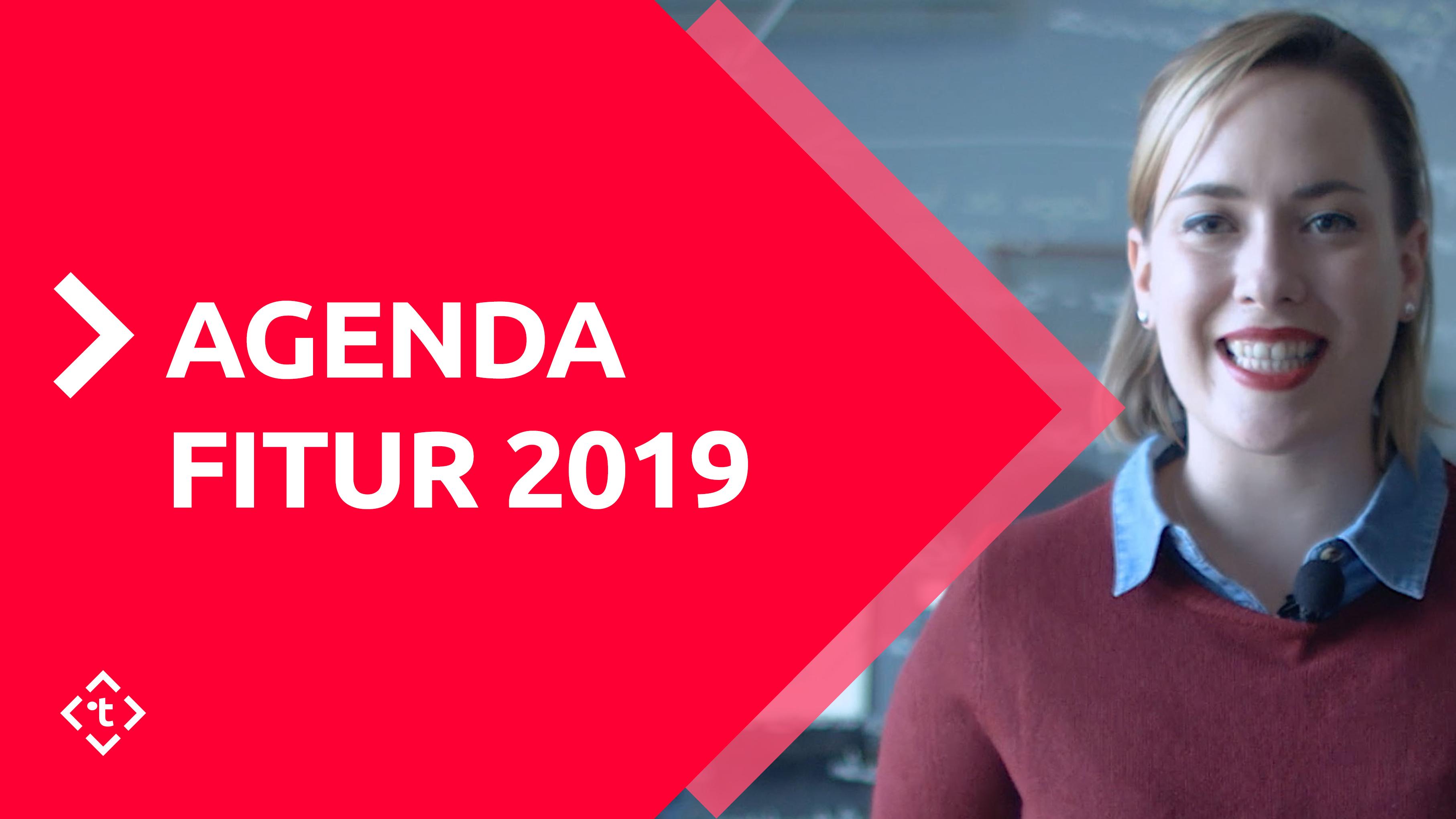 AGENDA FITUR 2019