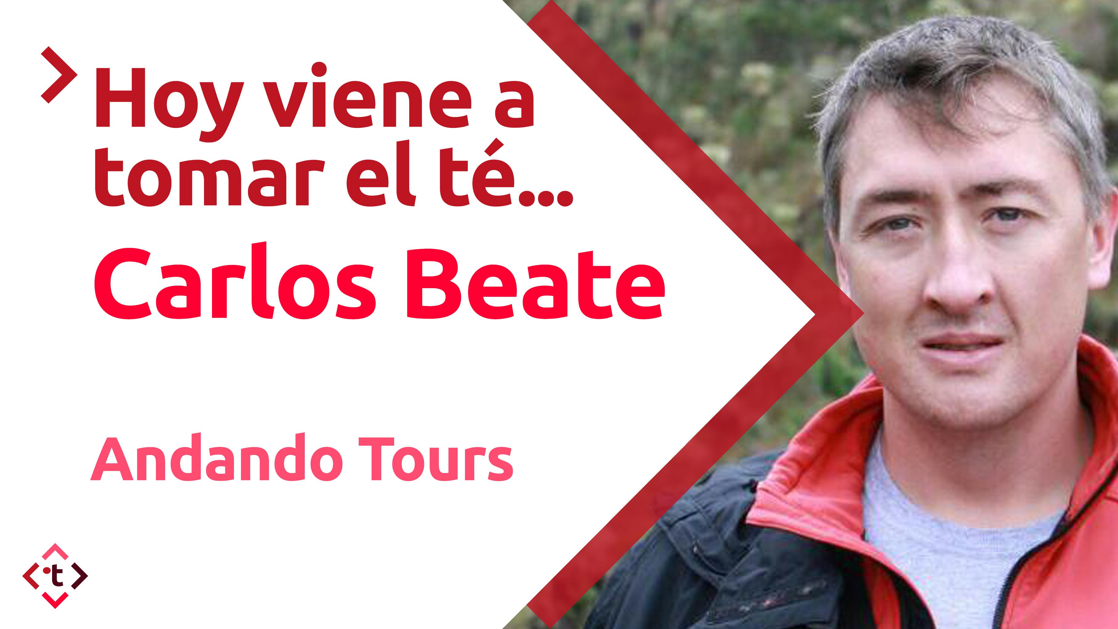CARLOS BEATE
