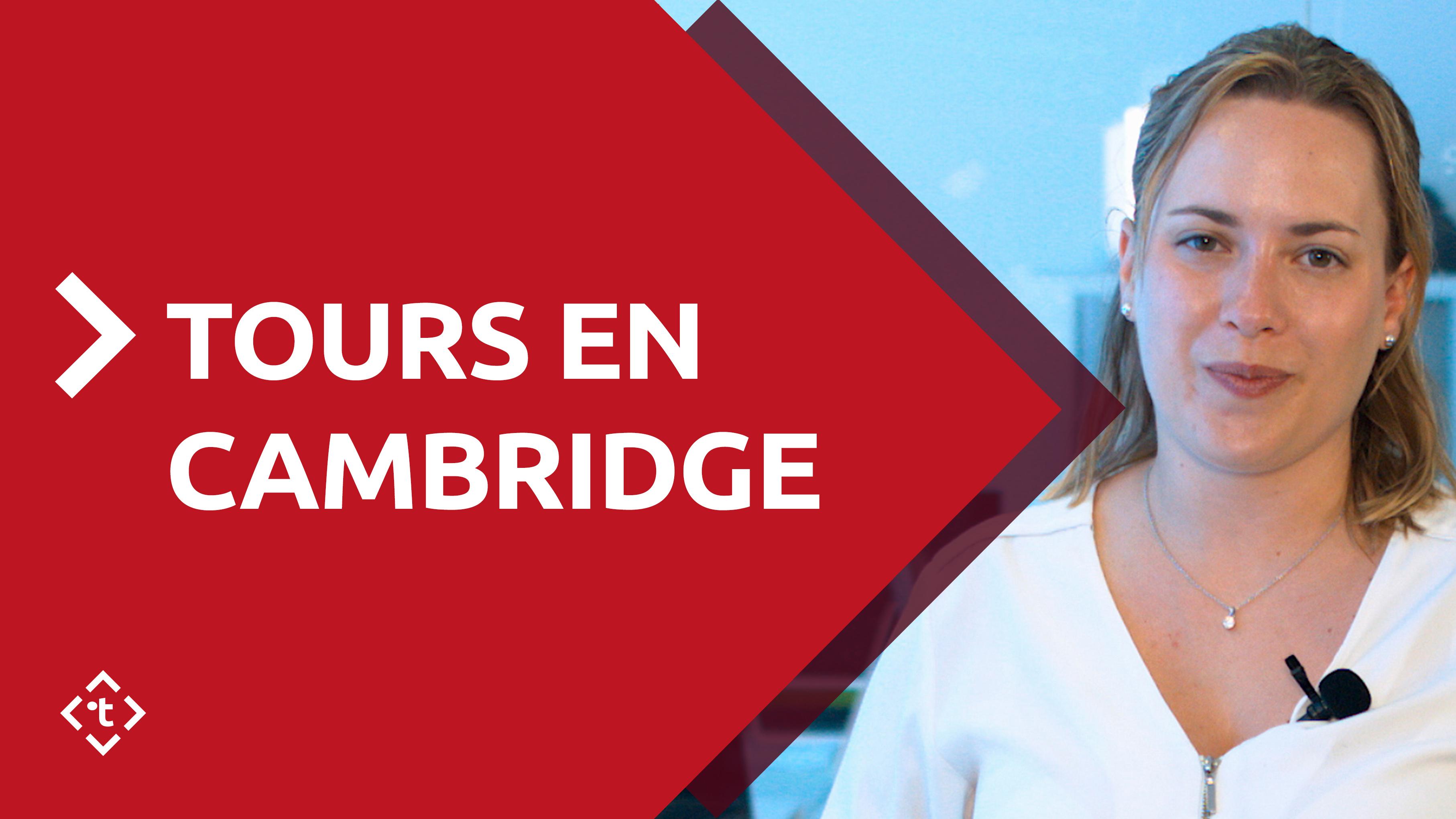 TOURS EN CAMBRIDGE