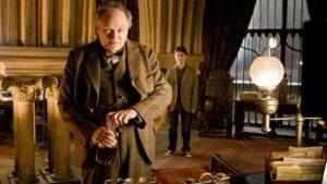 Profesor Horace Slughorn pociones