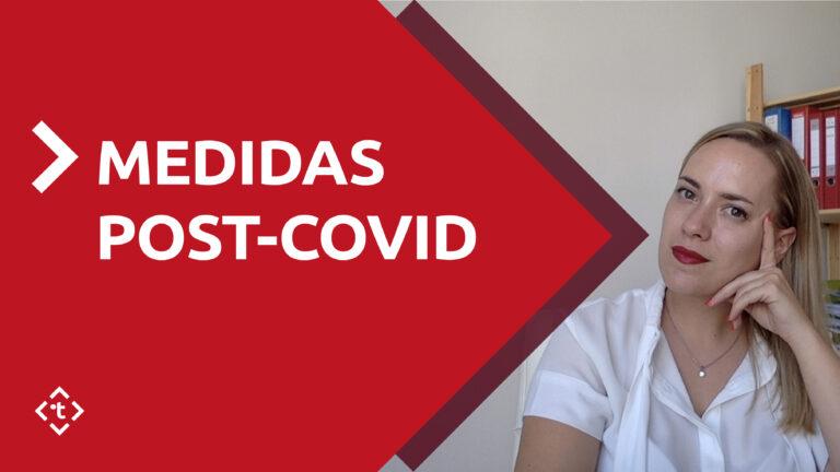 MEDIDAS POST-COVID
