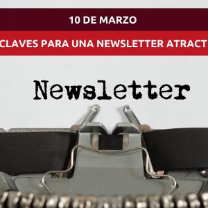 webinar newsletter